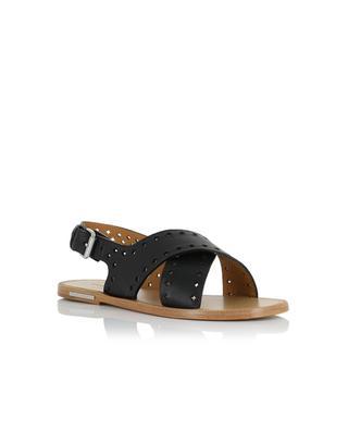 Sandales en cuir Malick ISABEL MARANT