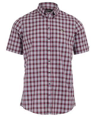Hemd aus Baumwolle mit kurzem Arm DSQUARED2