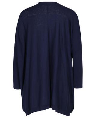 Leichter Oversize-Cardigan aus Seide und Baumwolle POLO RALPH LAUREN