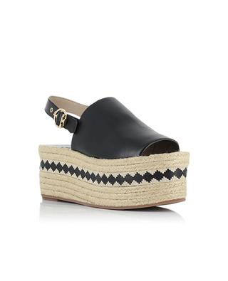 Plateausandalen Dandy TORY BURCH