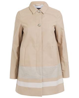 Manteau en coton Palmier WOOLRICH