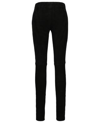 Leggings aus Stretch-Wildleder JOSEPH