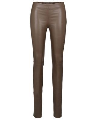 Stretch lambskin leggings JOSEPH