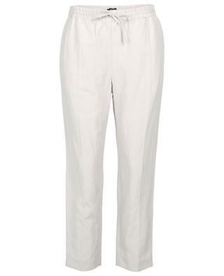 Hose aus Leinen und Seide Louna Vintage Silk JOSEPH