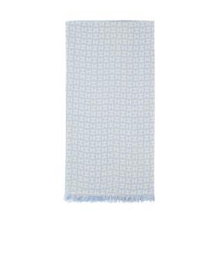 Cashmere and silk scarf HEMISPHERE