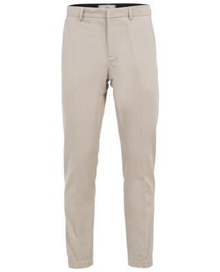 Pantalon en coton et lin AMI