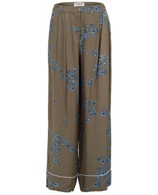 Pantalon large fleuri Nawal ESSENTIEL
