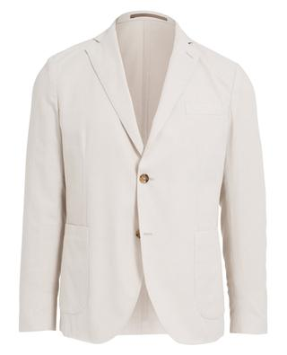 Cotton blazer ELEVENTY