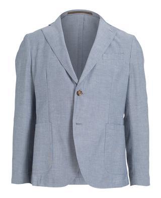 Cotton blazer ELEVENTY