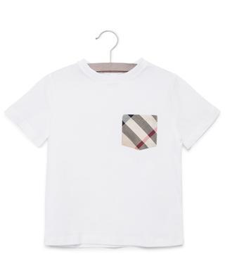 YNG cotton T-shirt BURBERRY