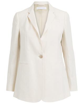Cotton and linen jacket FABIANA FILIPPI