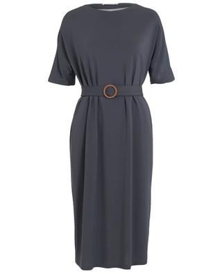 Mittellanges Kleid aus Viskose FABIANA FILIPPI