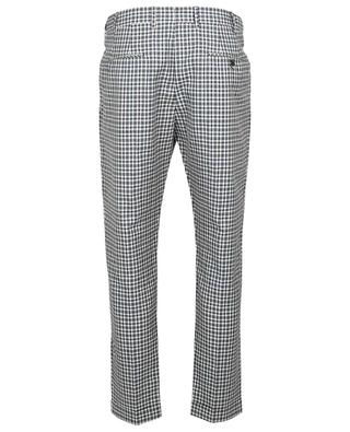 Clochard gingham check trousers BERWICH