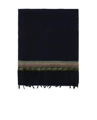 Schal aus Baumwolle und Leinen PAUL SMITH