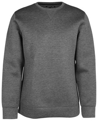Tape Detail neoprene sweatshirt HELMUT LANG