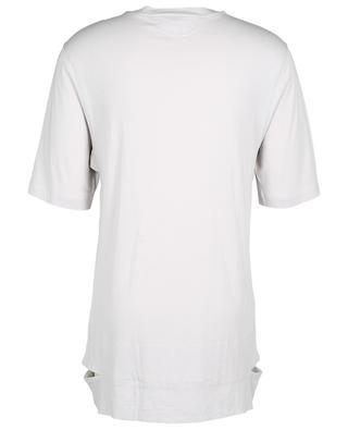 Cut Hems long jersey T-shirt HELMUT LANG