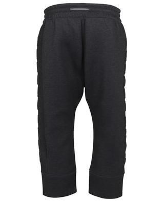Pantalon de jogging raccourci en néoprène Logo Crop Jogger HELMUT LANG