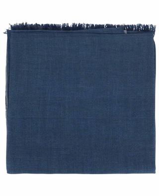 Schal aus Woll- und Leinenmischgewebe HEMISPHERE