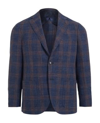 Wool, silk and linen blazer BARBA