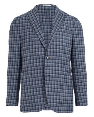 Jacke aus Schurwolle und Baumwolle BOGLIOLI