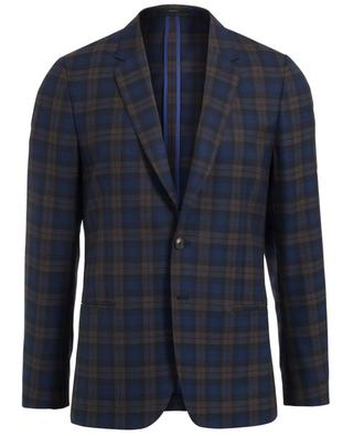 Blazer en laine et soie PAUL SMITH