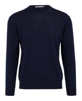 Merino wool and silk sweater MAURIZIO BALDASSARI