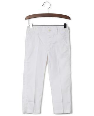 Gabardine trousers IL GUFO