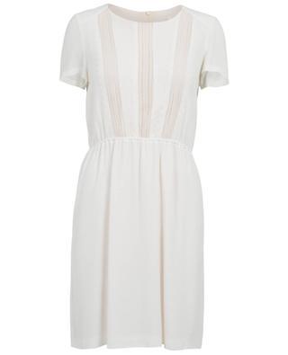 Kleid aus Krepp Rosine PABLO