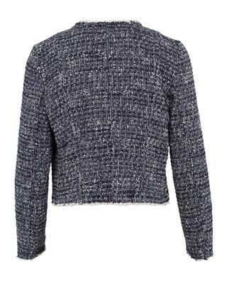 Veste texturée en coton Valentin PABLO