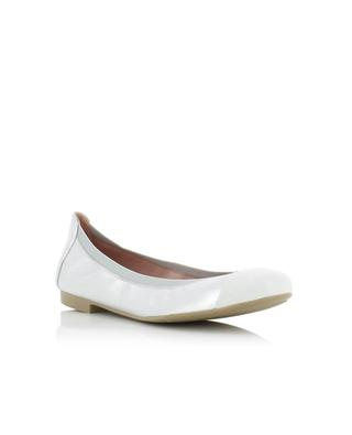 Shirley leather ballet flats PRETTY BALLERINAS