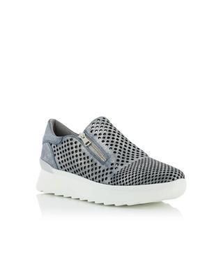 Sneakers en daim irisé FRU.IT