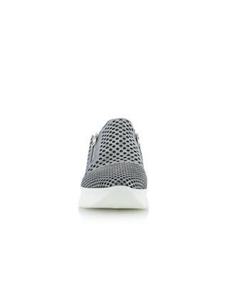 Sneakers aus schillerndem Wildleder FRU.IT
