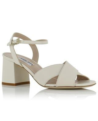 Leather sandals BONGENIE GRIEDER