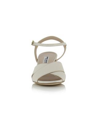 Leather sandals BONGENIE GRIEDER