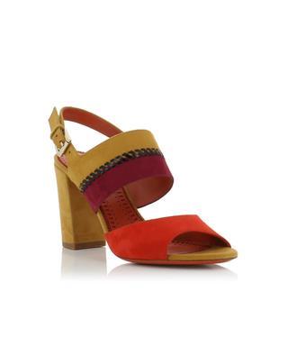 Suede sandals SANTONI
