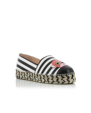 Lincoln leather espadrilles KATE SPADE