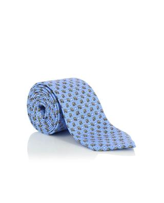 Cravate en soie ATELIER BG