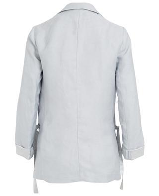 Linen and viscose blazer SCHUMACHER