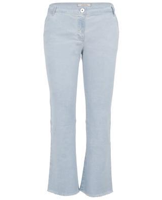 Kurze Bootcut Jeans SCHUMACHER