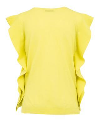 Romance Of Science cotton sleeveless top SCHUMACHER