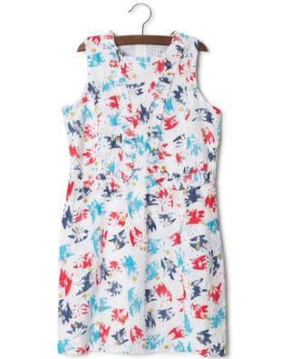 Ärmelloses Kleid aus Baumwolle LITTLE MARC JACOBS
