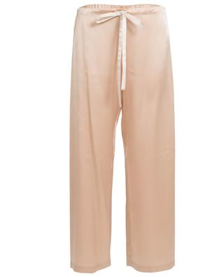 Pantalon en soie MAISON DE PAPILLON