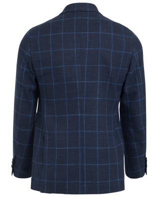 Chequered wool blazer ATELIER BG