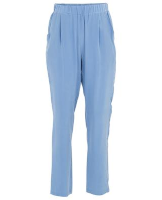 Voyou silk trousers TOUPY