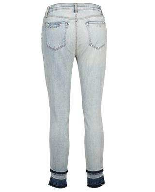 Jean skinny taille haute raccourci Alana Cropped Remnant J BRAND