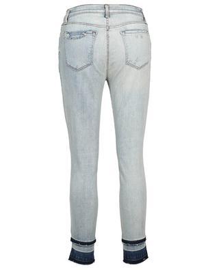 Verkürzte Skinny-Fit-Jeans Alana Cropped Remnant J BRAND