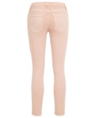 Pink slim fit jeans CURRENT ELLIOTT