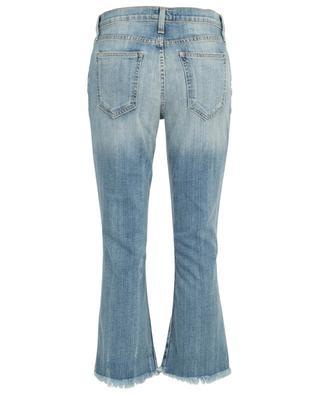 Verkürzte ausgestellte Jeans Flip Flop CURRENT ELLIOTT
