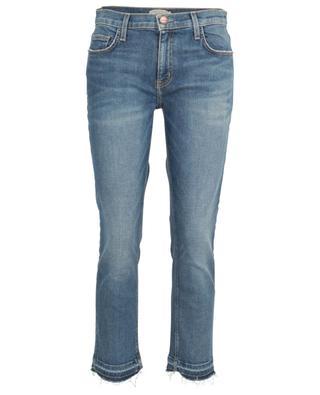Gerade verkürzte Jeans The Cropped Straight CURRENT ELLIOTT