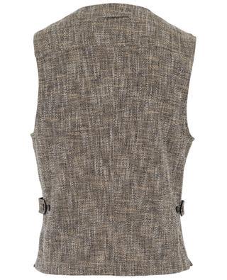 Strickjacke aus strukturierter Baumwolle TONELLO